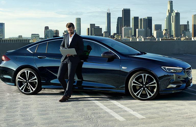 Vauxhall Insignia Grand Sport New Car Offer