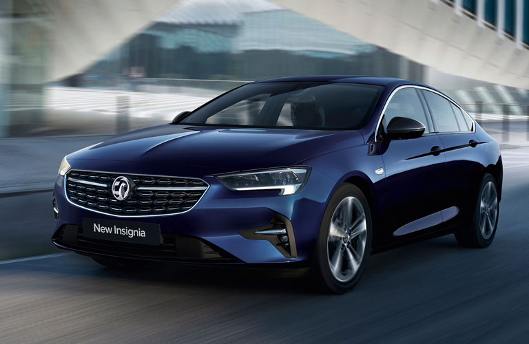 New Vauxhall Insignia New Car Offer