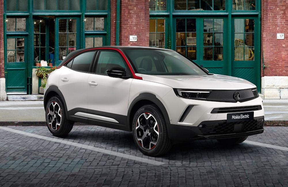 All New Vauxhall Mokka-e Business Offer