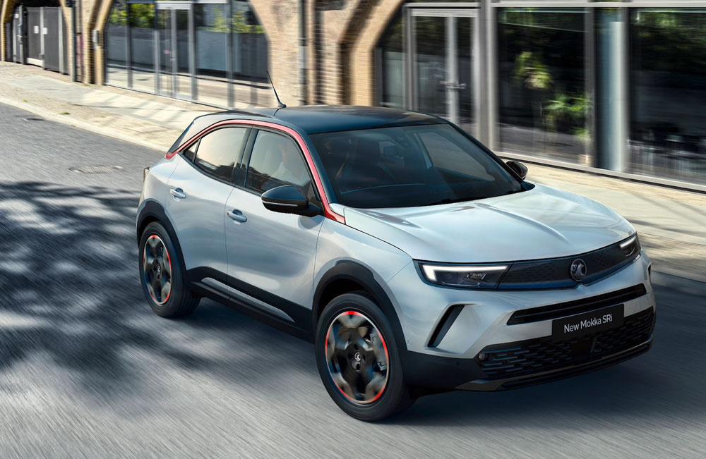 All New Vauxhall Mokka Business Offer