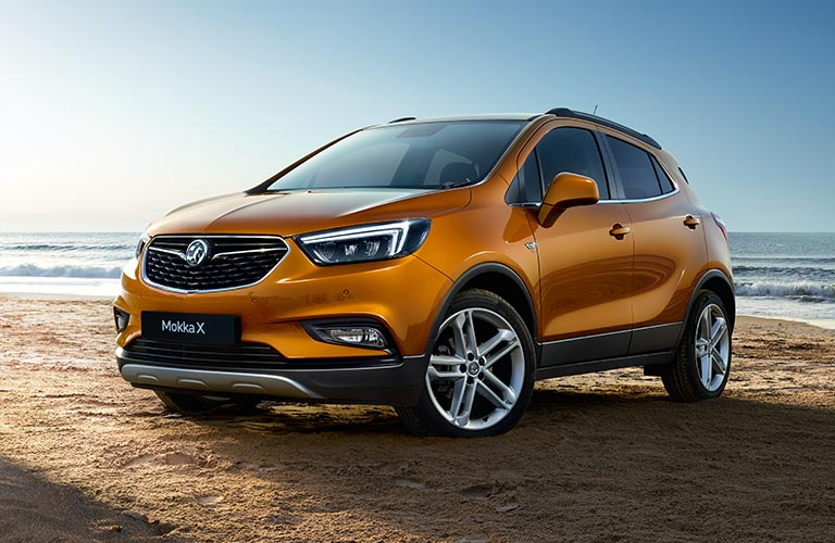 The Vauxhall Range - Starting From £0 Advance
