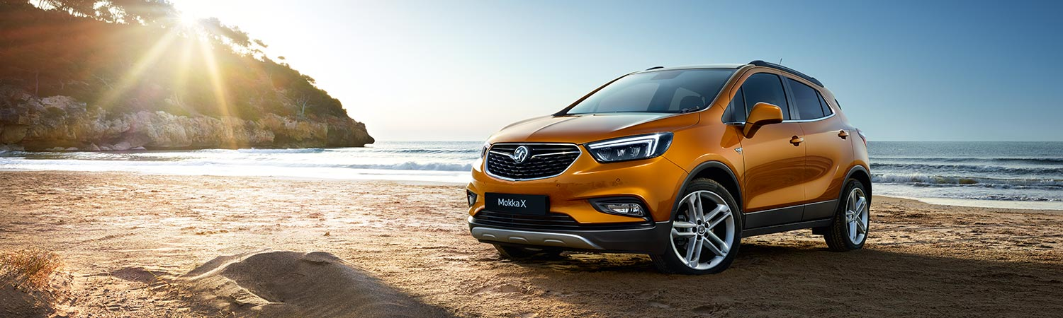 New Vauxhall Mokka X 1.4T 140ps Active S+S