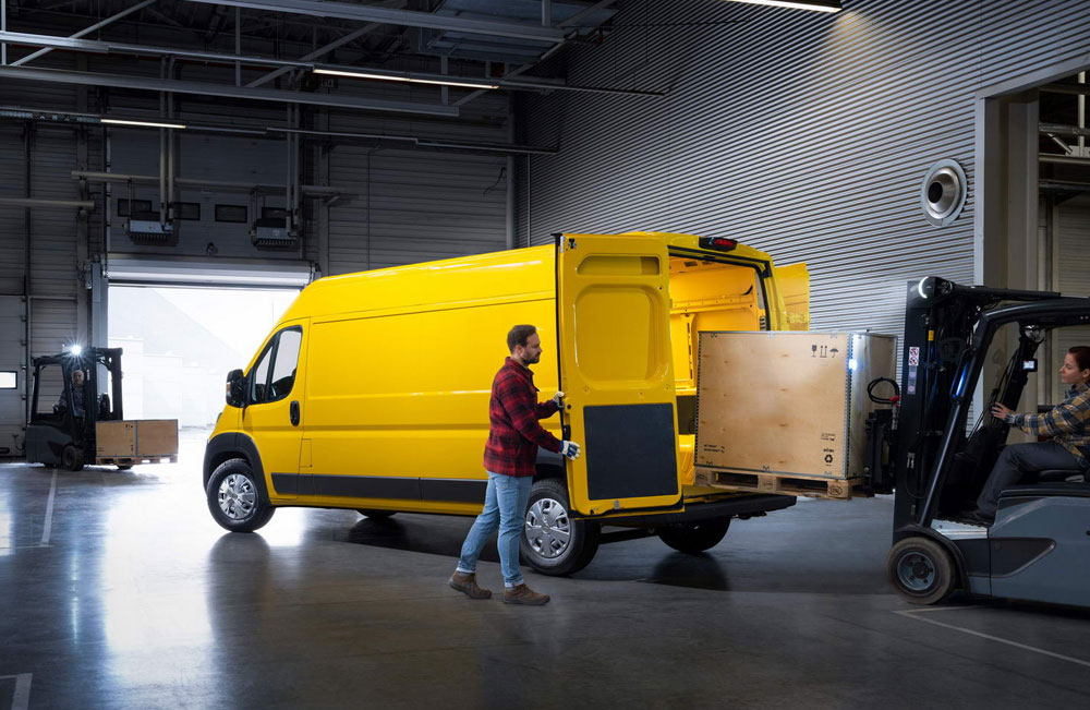New Vauxhall Movano New Van Offer
