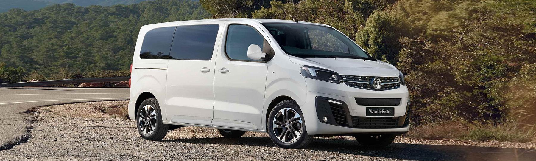 Vauxhall Vivaro-e Life New Car Offer