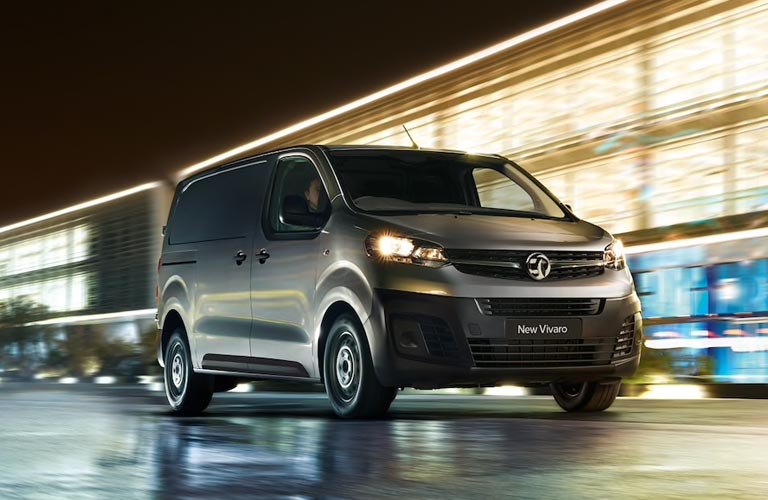New Vauxhall Vivaro New Van Offer