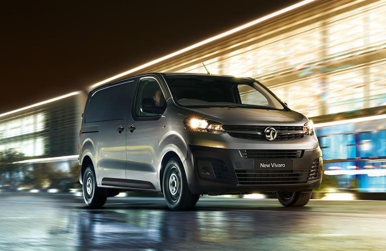 New Vauxhall Vivaro New Van Offer