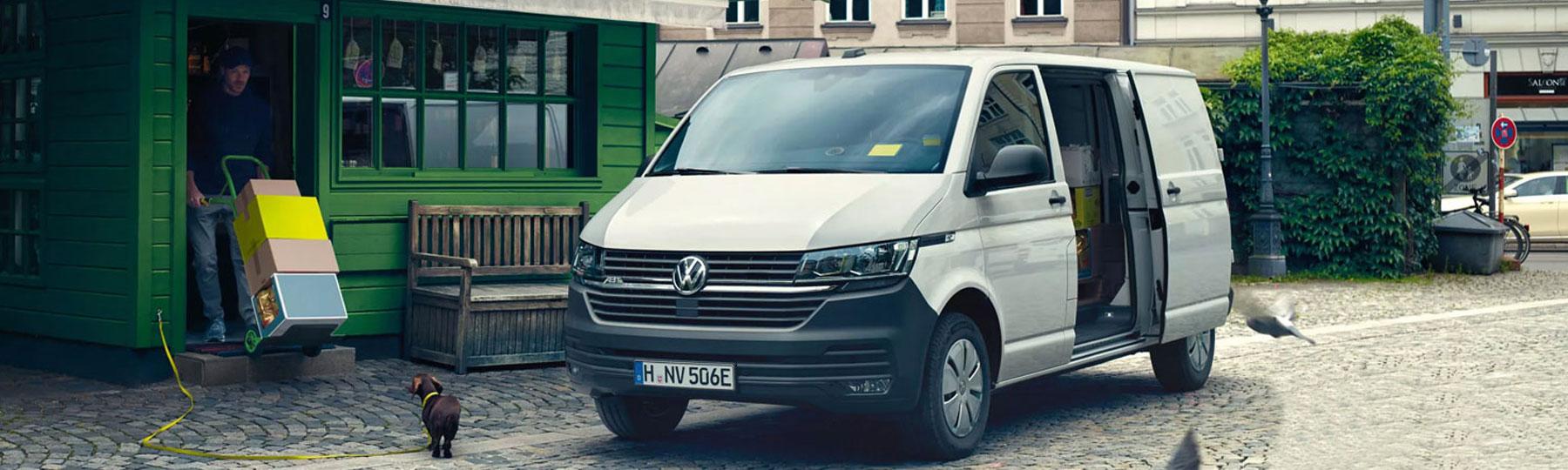Volkswagen ABT eTransporter 6.1 New Van Offer
