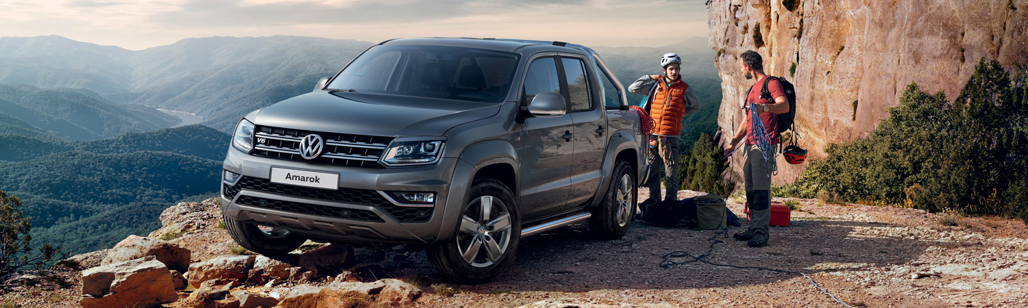 Volkswagen Amarok New Van Offer