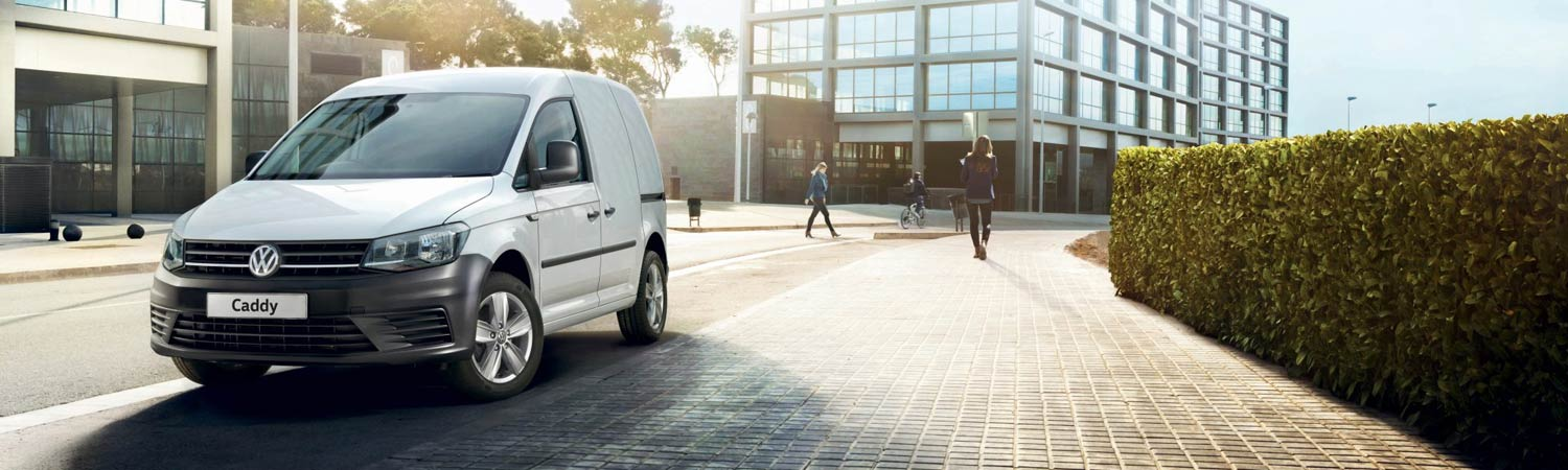 Volkswagen Caddy Panel Van New Van Offer