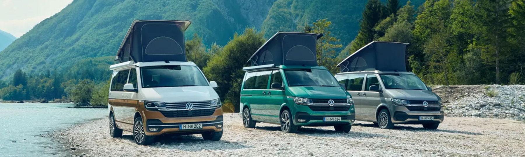 Volkswagen California 6.1 New Van Offer