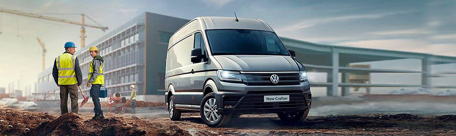 Volkswagen Crafter Panel Van New Van Offer