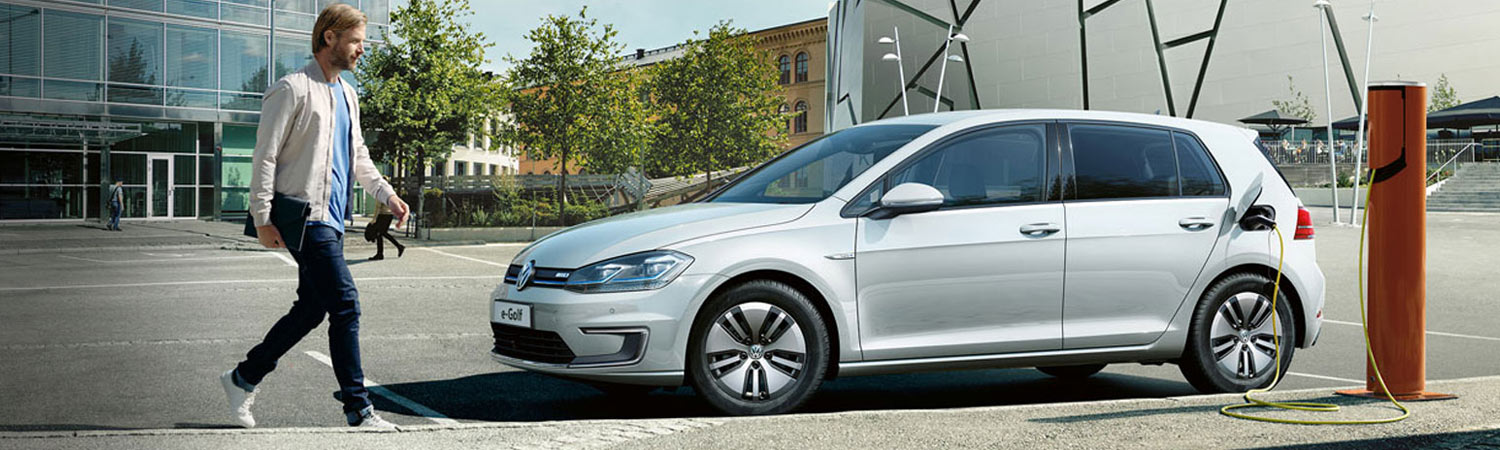 Volkswagen e-Golf New Car Offer