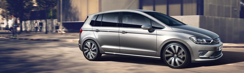 Volkswagen Golf Sv New Car Offer
