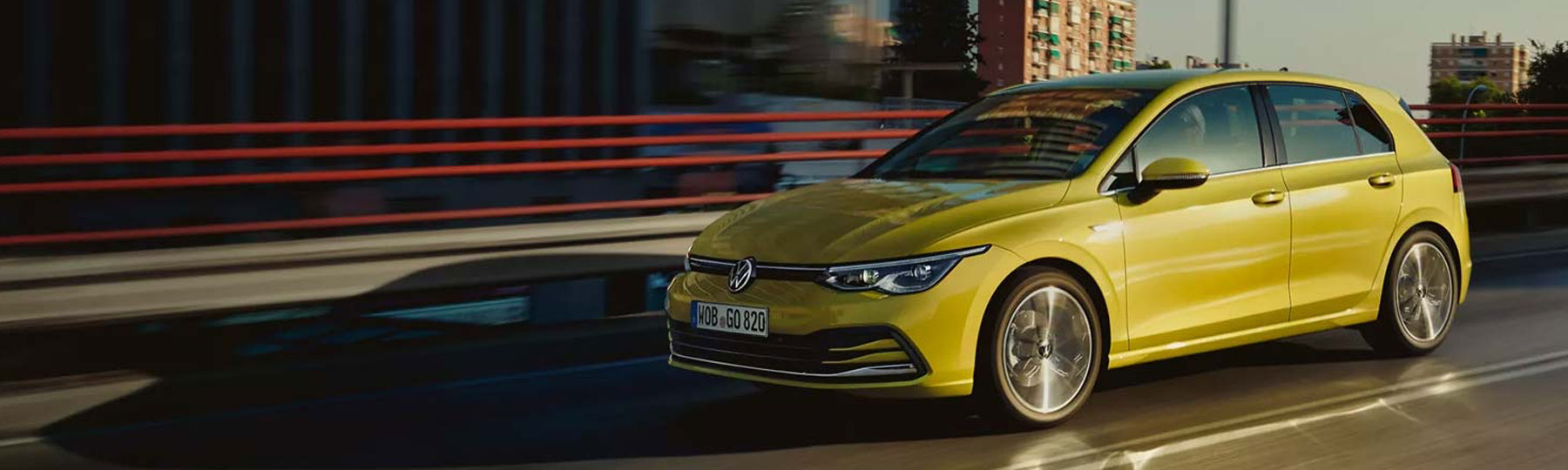 New Golf SE Nav Motability