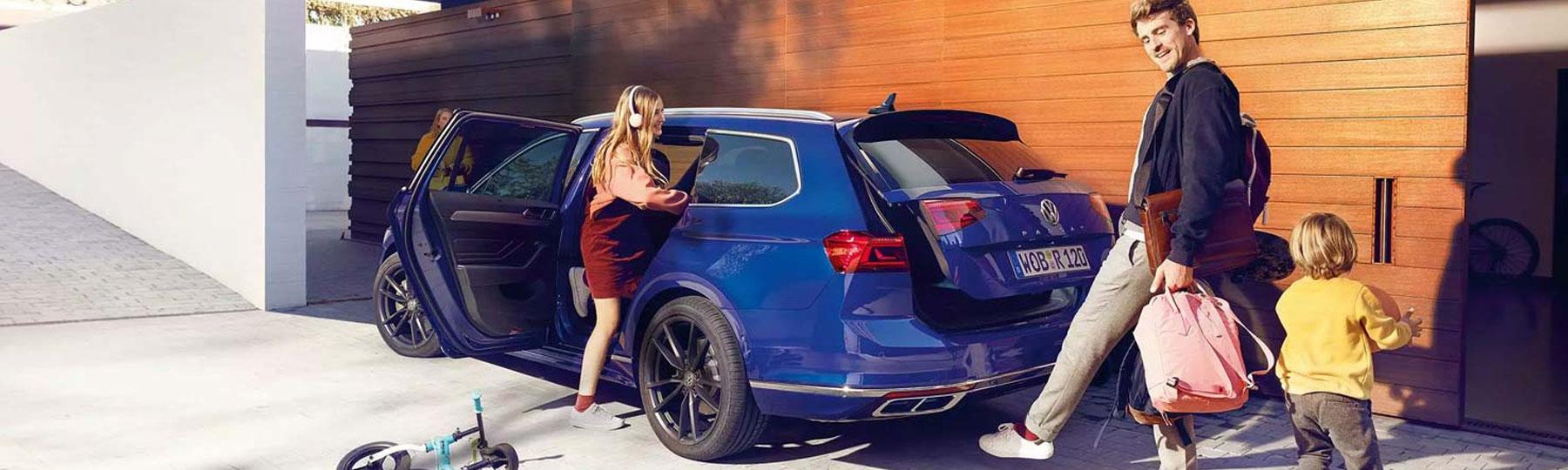 Volkswagen Passat Estate New Car Offer