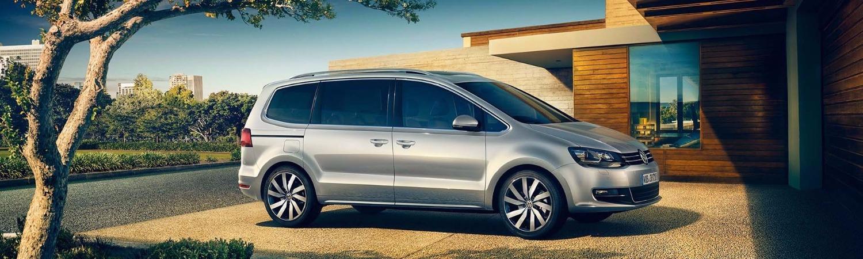 volkswagen Sharan New Car Offer