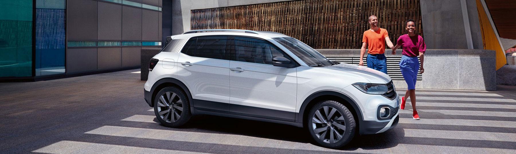 New Volkswagen T-Cross Business Offer