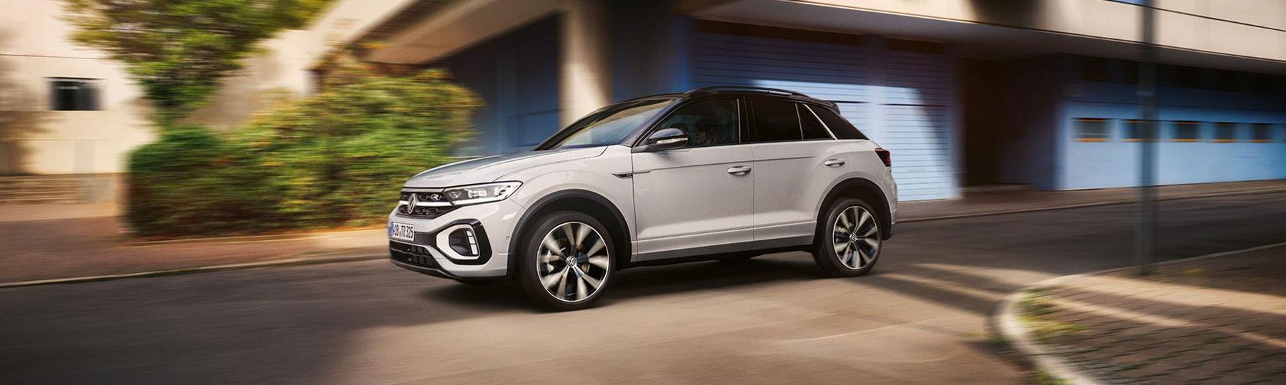 Volkswagen T-Roc New Car Offer