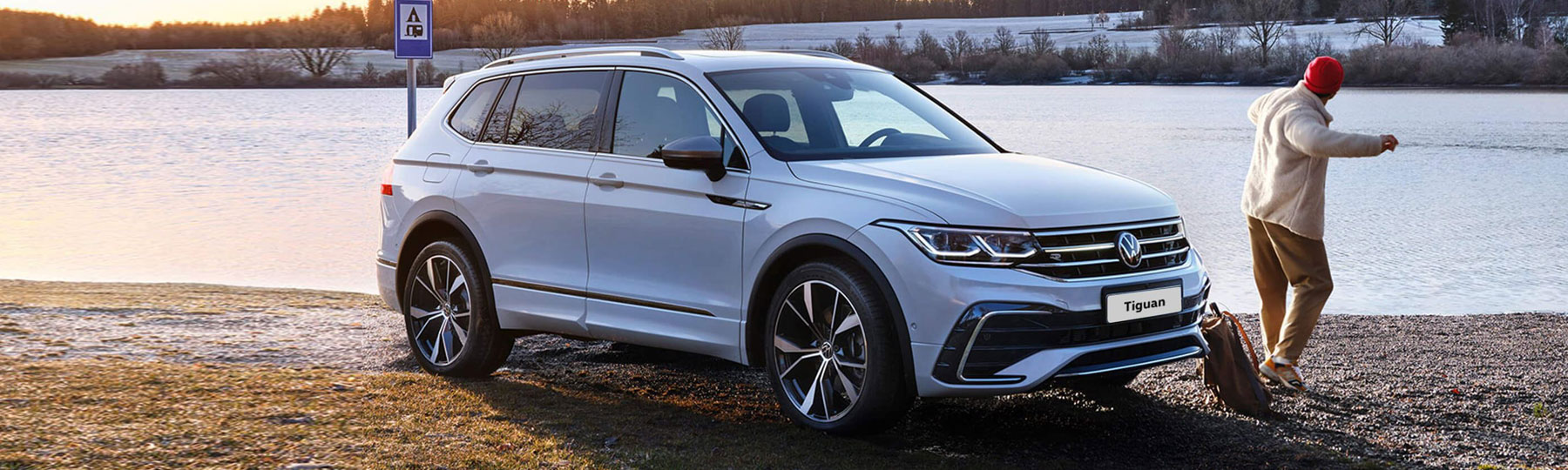 volkswagen Tiguan Allspace New Car Offer