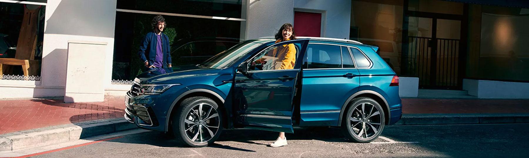 New Volkswagen Tiguan New Car Offer