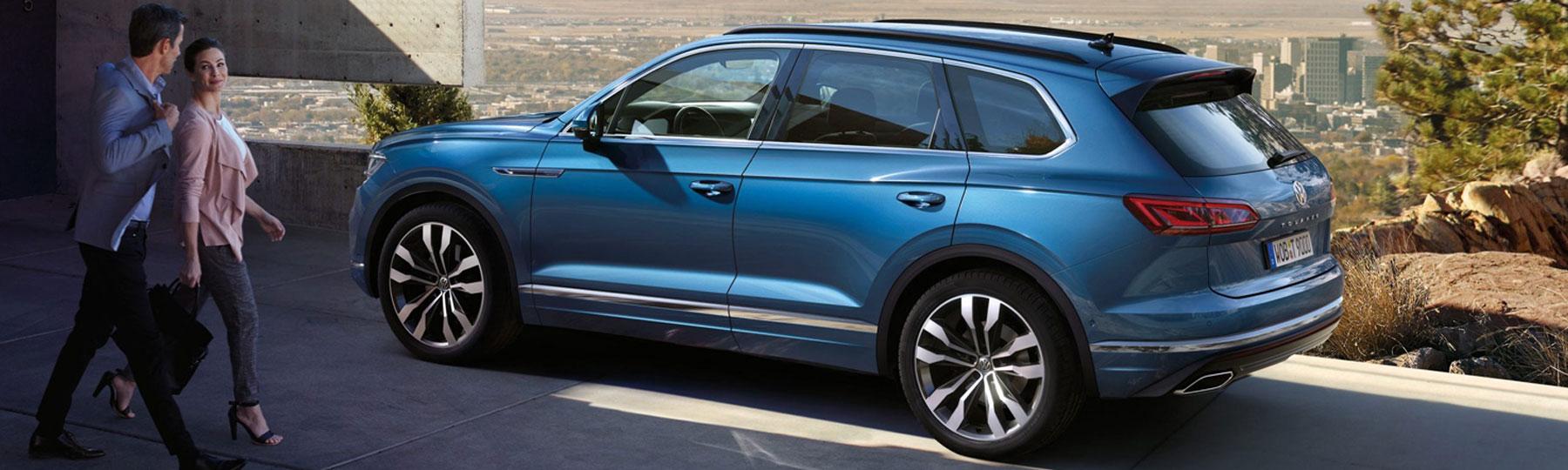volkswagen Touareg New Car Offer