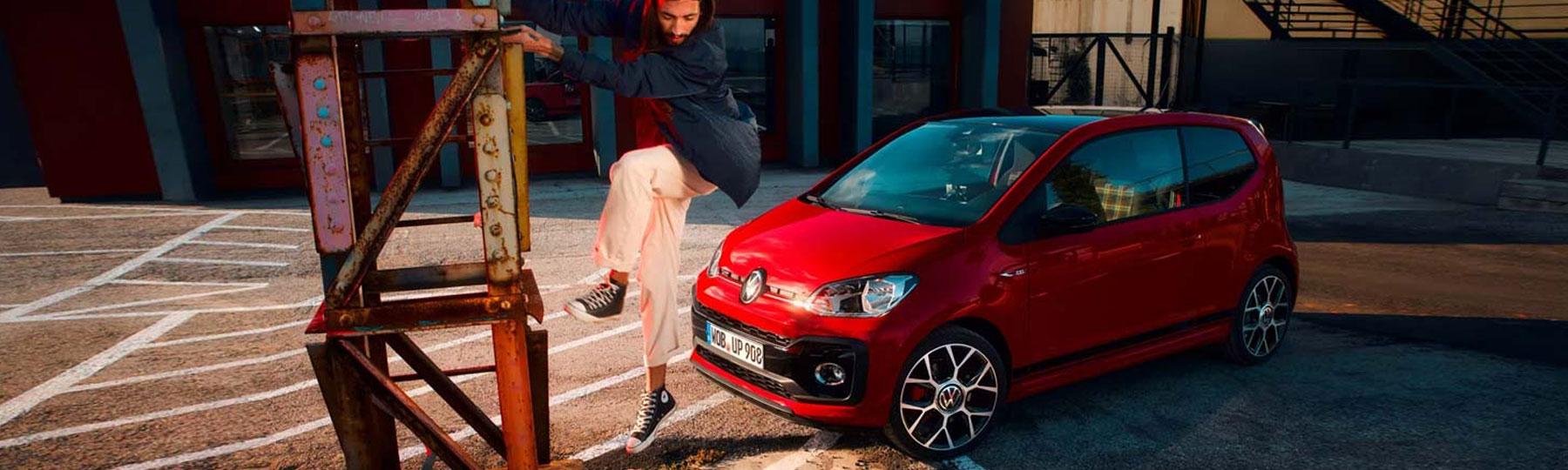 Volkswagen up! 3 door New Car Offer