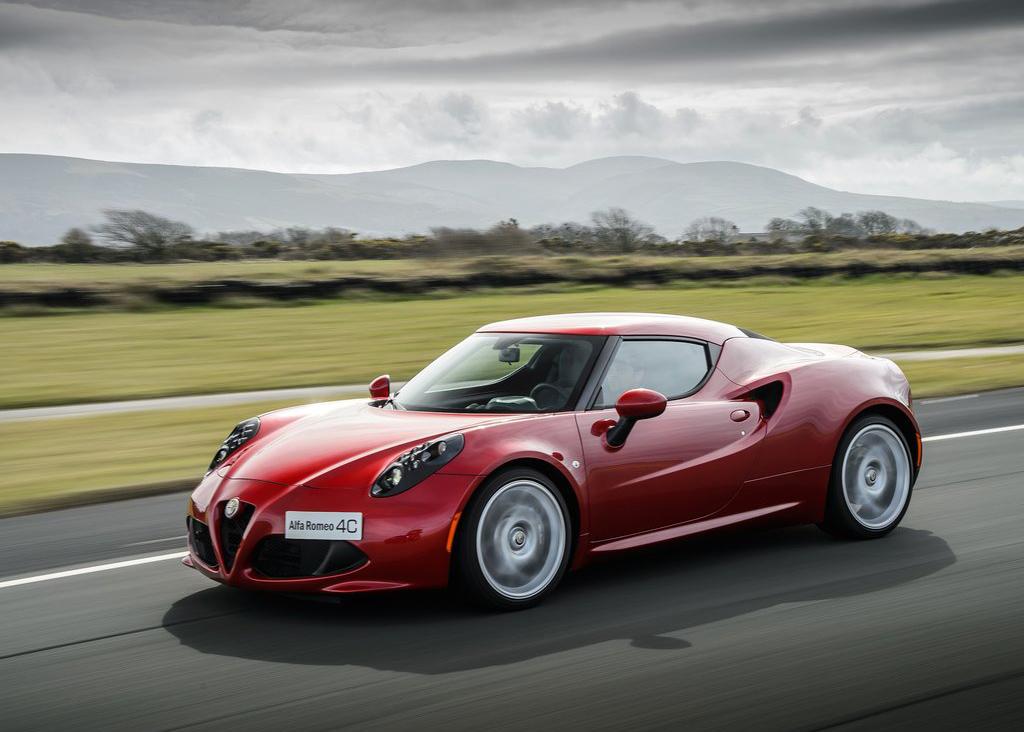 New Alfa Romeo 4C For Sale New Alfa Romeo 4C fers