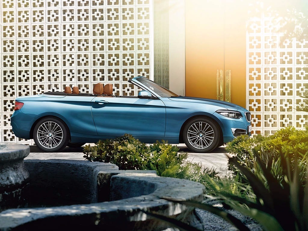 new bmw 2 series convertible for sale barons chandlers bmw. Black Bedroom Furniture Sets. Home Design Ideas