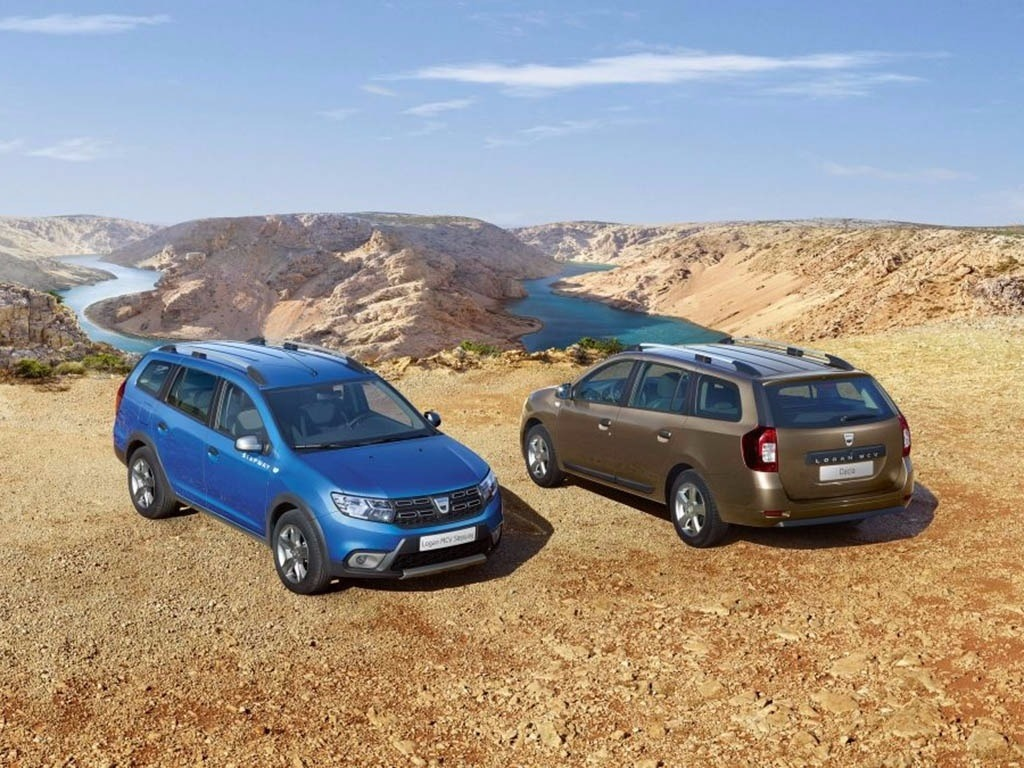 new dacia logan stepway from picador dacia. Black Bedroom Furniture Sets. Home Design Ideas