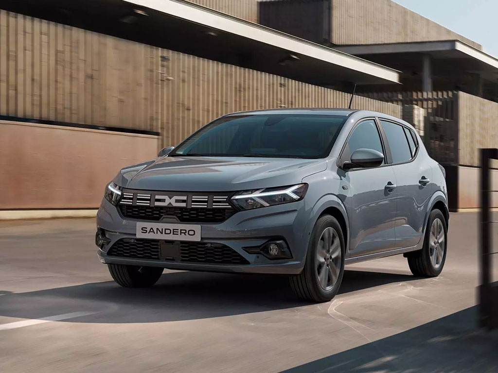 new dacia sandero toomey motor group dacia. Black Bedroom Furniture Sets. Home Design Ideas