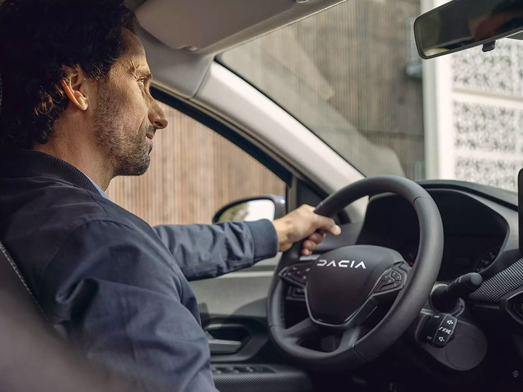 dacia sandero cars with motability new dacia sandero cars with quick delivery. Black Bedroom Furniture Sets. Home Design Ideas