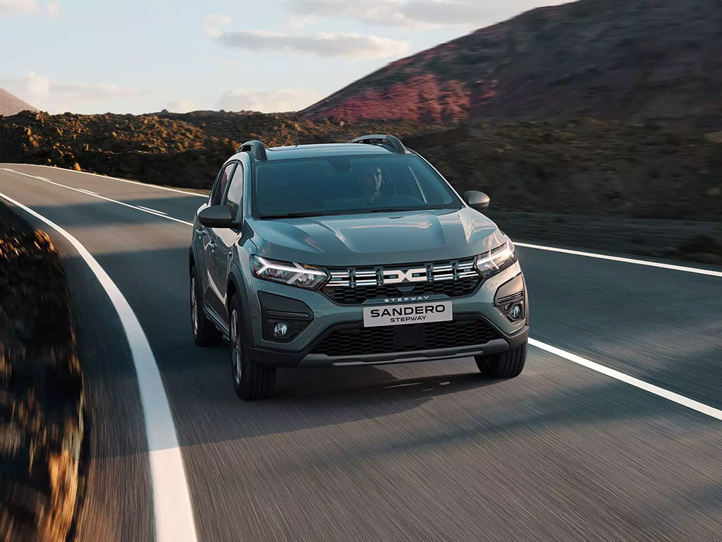 new dacia sandero stepway