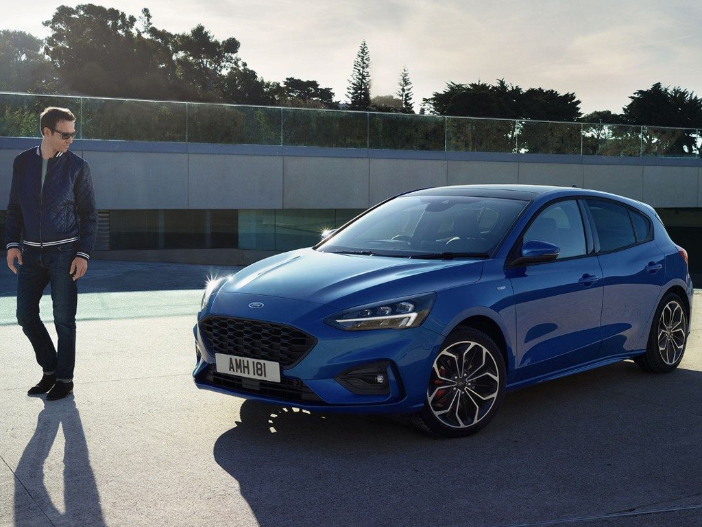 ford focus greenhous group shropshire staffordshire