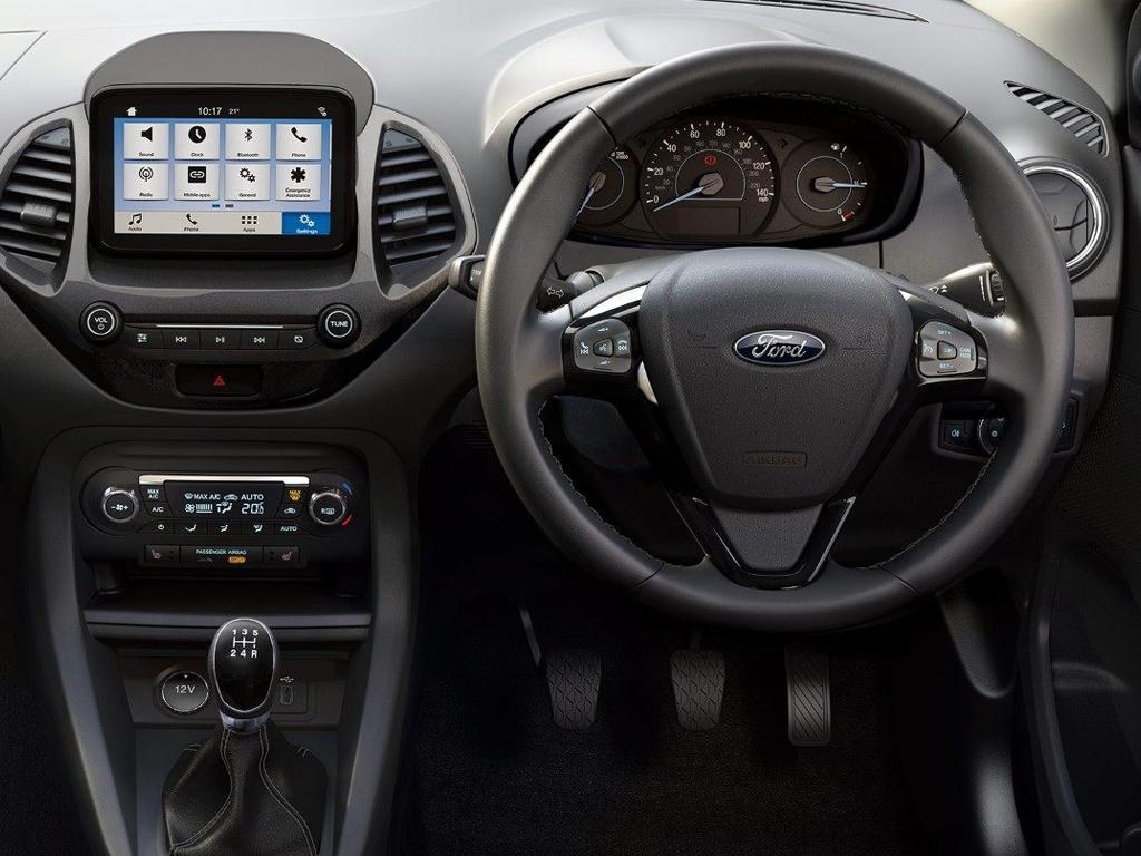 Ford New Ka