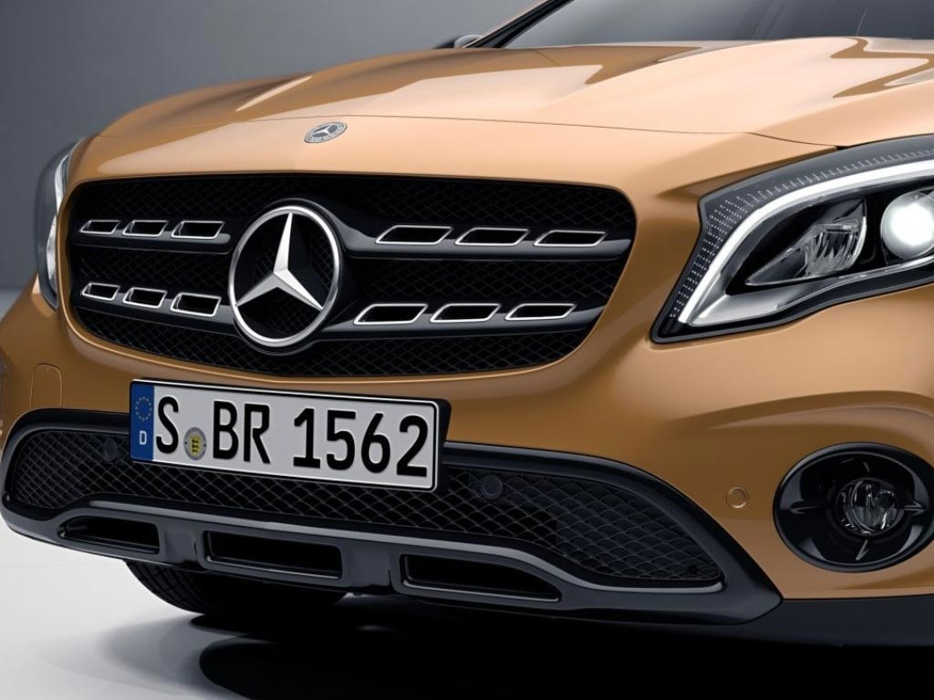 the mercedes benz gla class barons mercedes benz. Black Bedroom Furniture Sets. Home Design Ideas