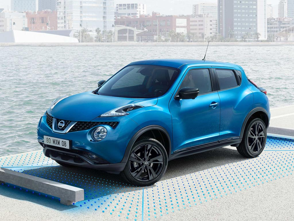 Nissan Juke From Nil Advance Payment Motability Offers