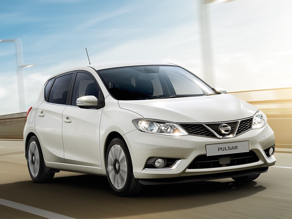 nissan pulsar motability car pulsar motability cars available from nil advance payment in. Black Bedroom Furniture Sets. Home Design Ideas