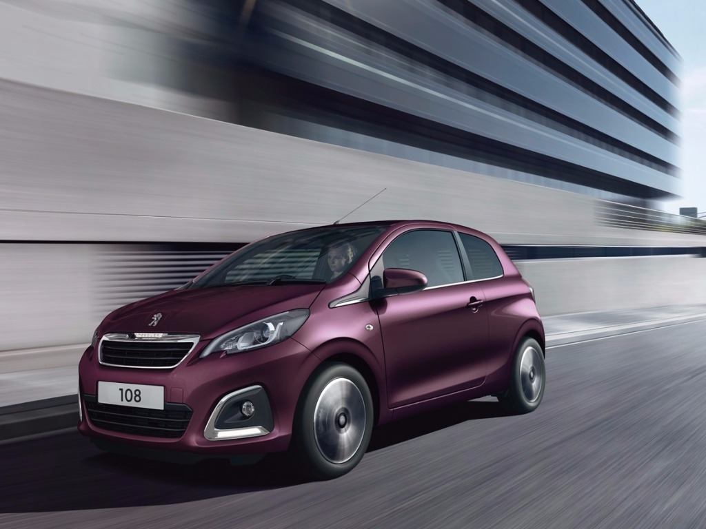 new peugeot 108 cars for sale new peugeot 108 offers and. Black Bedroom Furniture Sets. Home Design Ideas