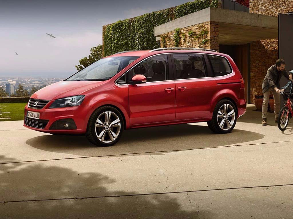 Seat Alhambra Cars For Sale