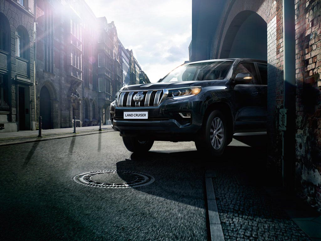 Toyota Land Cruiser Uckfield Hastings In Sussex From Slm