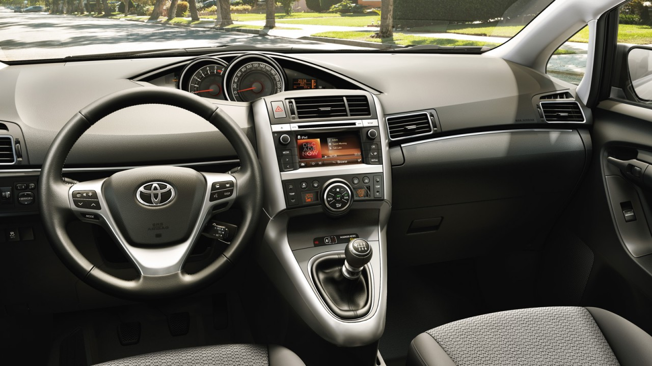 toyota verso uckfield hastings in sussex from slm. Black Bedroom Furniture Sets. Home Design Ideas