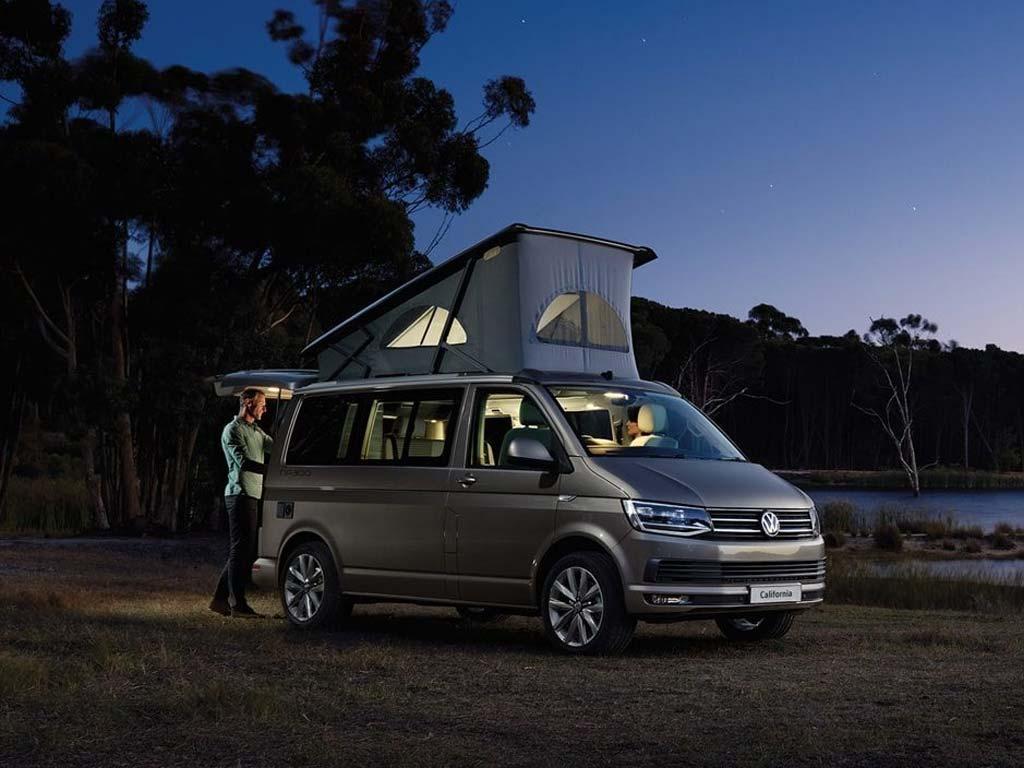 New VW California for Sale | Volkswagen Van Centre Hatfield