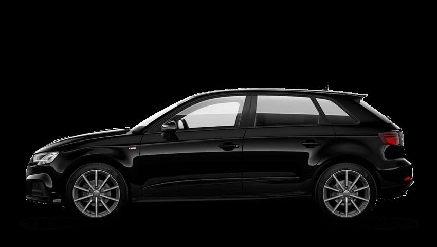 Audi A3 Sportback Black Edition Finance Avaliable M25
