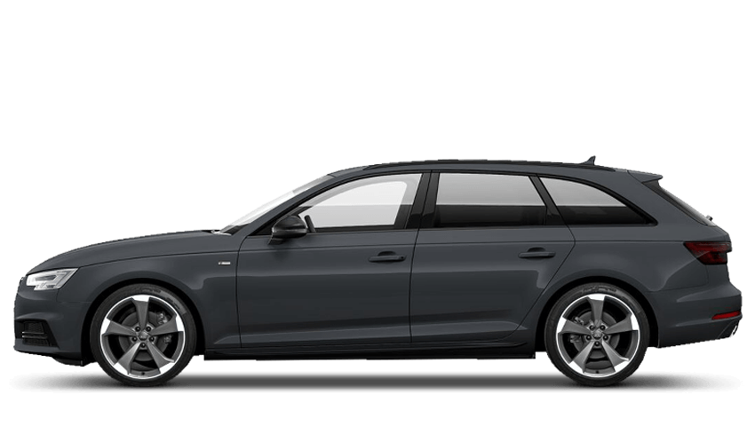 Audi A4 Avant Black Edition Finance Avaliable M25