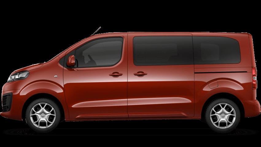 New Citroën SpaceTourer Feel MPV Offer