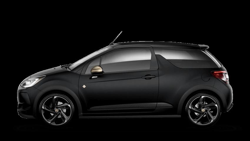 DS 3 Cabrio Performance Black