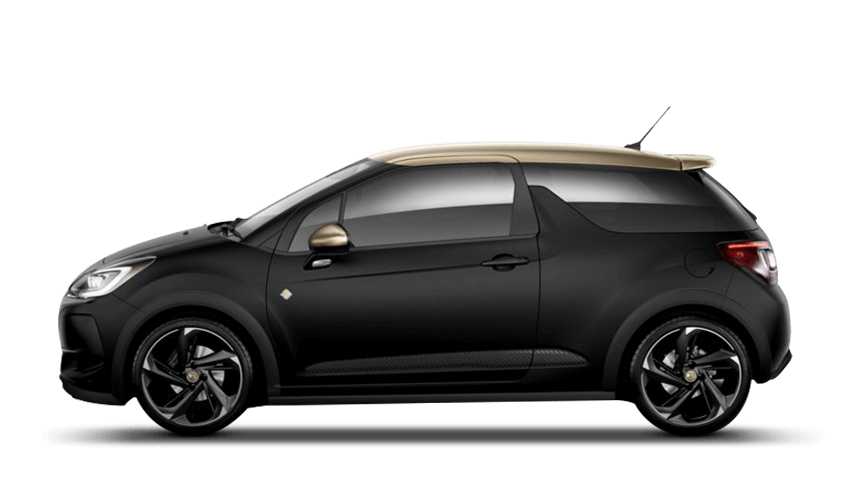 DS 3 Performance Black