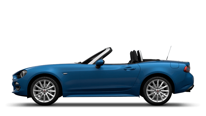 new 124 spider lusso plus pentagon fiat. Black Bedroom Furniture Sets. Home Design Ideas