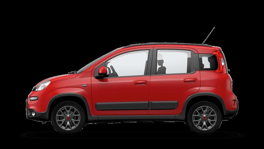 New Fiat Panda 4x4 Offer