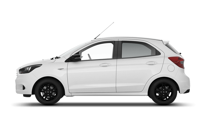 Discover The Ka Zetec White Edition From Think Ford